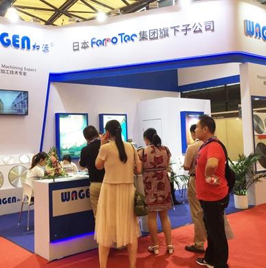WAGEN和源精彩亮相2019中国国际铝工业展览会