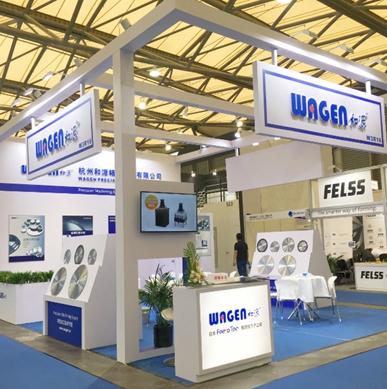 和源铁工冷锯产品参加2019中国国际金属成形展